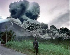 Mount Merapi, Indonesia, 2006