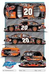 #20 Home Depot / Powerade Chevrolet