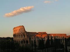 Atardecer romano2