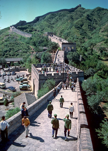 Great Wall, 1970s