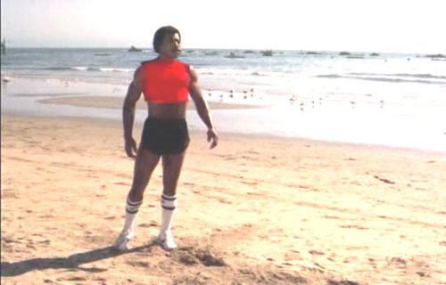 Apollo Creed en Rocky III