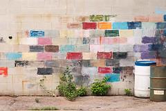 a wall I found photo by qr5