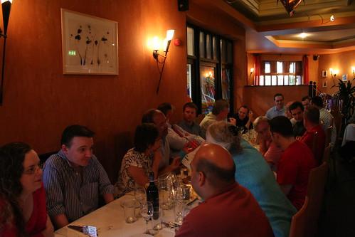Cork blogger dinner