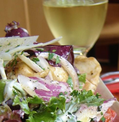 qdos salad