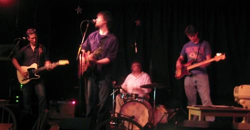 Stephen Simmons W/ Band