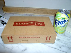 Square Pie Box