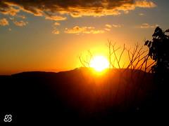 Pôr do sol - Pirenópolis