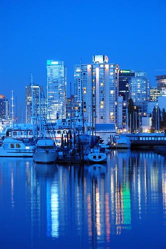 Blue Vancouver