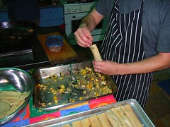 Stuffing the Cannelloni