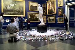 Leeds Art Gallery - Paranoia exhibition