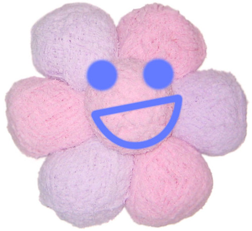 Yarn Flower