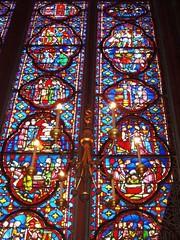 Saint Chappelle Closeup