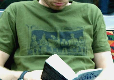 London Underground Brixton T Shirt