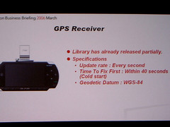 Sony PSP-290: The Sony PSP Gets Its Own GPS Receiver Accessory 1