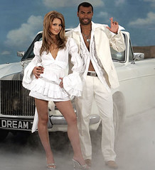 Cheryl Tweedy & Ashley Cole
