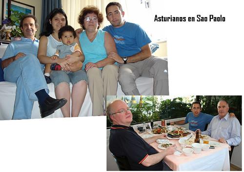 Asturianos en Sao Paolo