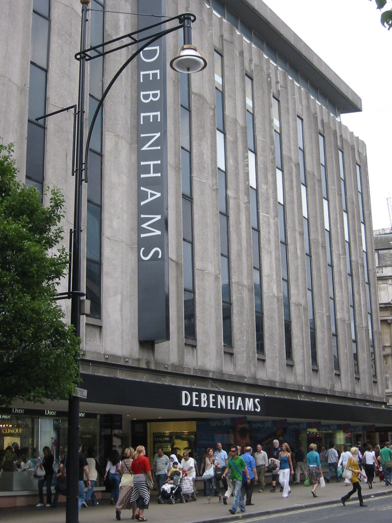 Do you want to work in Debenhams?