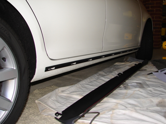 Vwvortex Com Us Jetta Gli Side Skirts Now Arrived And