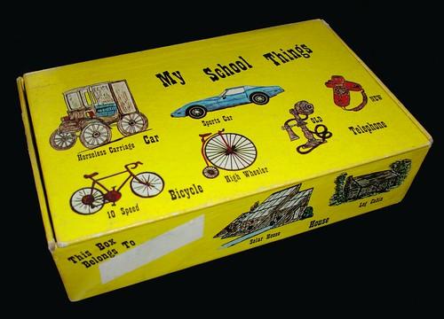 School Supply Box