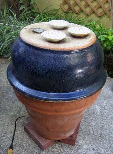 Flowerpot Smoker