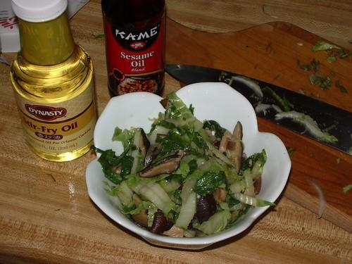 cabbageshitake