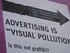 Advertising is Visual Pollution - 02