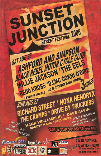 Sunset Junction 2006