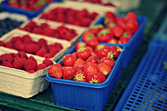 Strawberries photo by h.anderle
