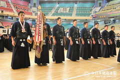 61th All Japan Police KENDO Tournament_065