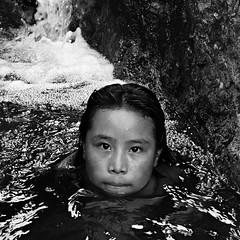 Niña de agua photo by Memo Vasquez