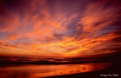 Sunset photo by Angelo Nori