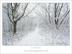 Zen on the Appalachian Trail photo by R. Keith Clontz
