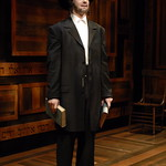 Nicholas Cimino (Danny Saunder) in THE CHOSEN at Writers Theatre. Photo by Michael Brosilow.