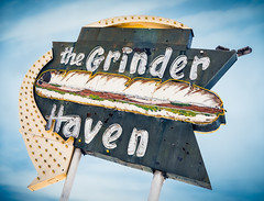 The Grinder Haven photo by Shakes The Clown