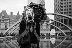 Stylish Zombie photo by Dan Cronin^