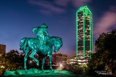 Pioneer Plaza - Dallas, TX photo by kinchloe