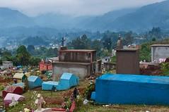 Cemetery - Nebaj photo by Sinar84