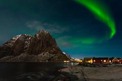 Lofoten By Night II photo by Kenneth Solfjeld