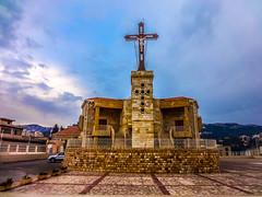 Abouna Yacub church, bkennaya, Jal-El Dib lebanon photo by Paul Saad