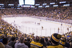 20141115_F0001: At a Boston Bruins game photo by wfxue