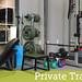 Private Training Area