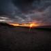 Sunset, Fleetwood, Lancashire