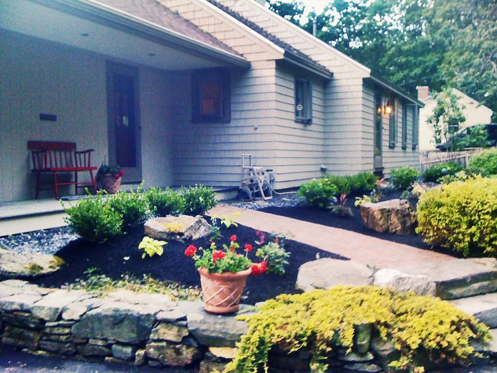 Landscape Design Atlantic Lawn Care Portland Maine