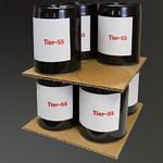 Load Securement Tier-55 Drums