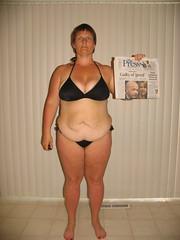 Front Bikini