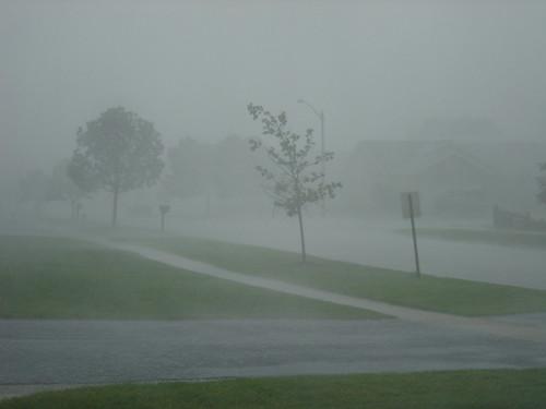 Memorial Day rain