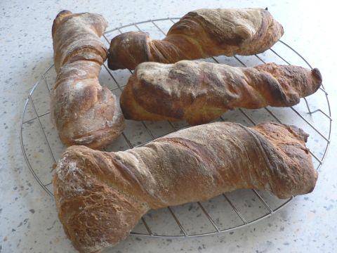 Nachschub: Bread Pain Paillasse-style