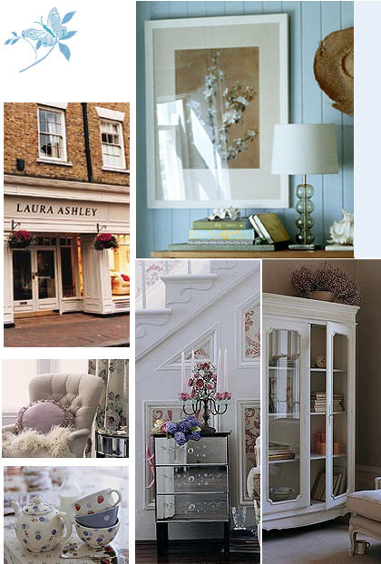 Laura Ashley UK Beauties
