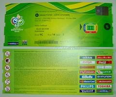 Worldcup 2006: Argentina - Cote D'Ivoire