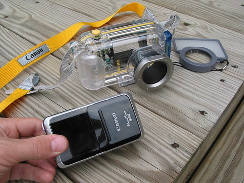 Canon WP-DC1 Waterproof Case | Expedition Portal